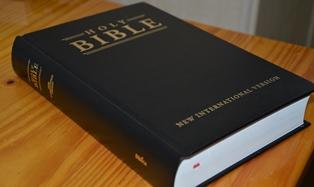 NIV large edition